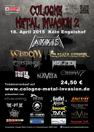 Cologne Metal Invasion