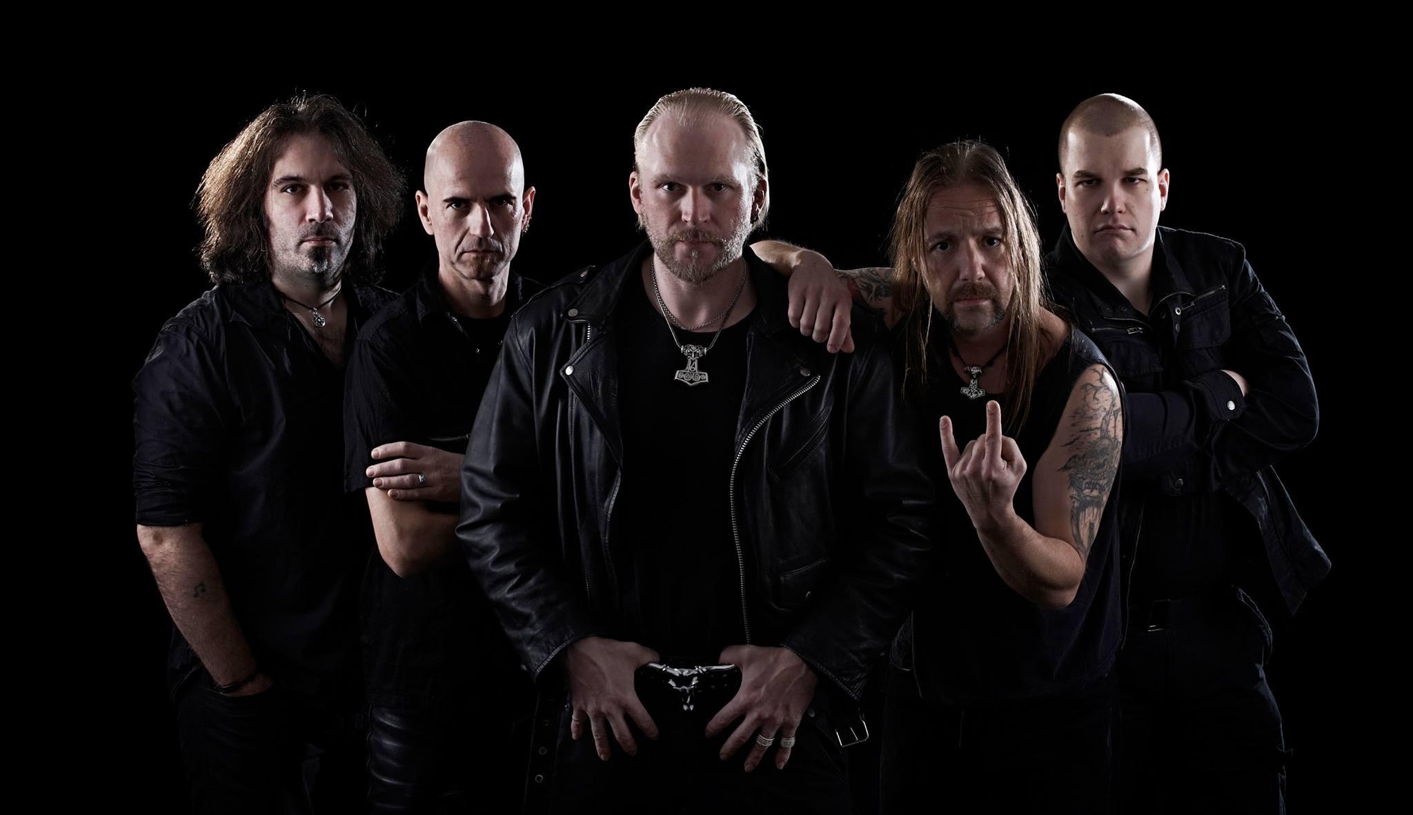 Die Gießener Heavy Metal-Helden von REBELLION geben die Zusammenarbeit mit NauntownMusic bekannt