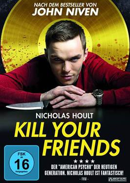 Moritz Bleibtreu im Musikvideo zu KILL YOUR FRIENDS