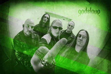 "Godslave mit ""Children of the Pit"" am Start"