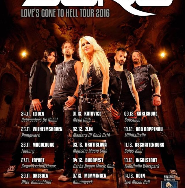 "Doro-CD-Veröffentlichung : ""Strong And Proud"""