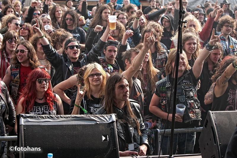 Metalheadz Open Air Oberndorf 13.5. und 14.5.2016