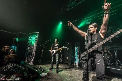 Thrash Combo Uzziel – Festival Gigs bestätigt