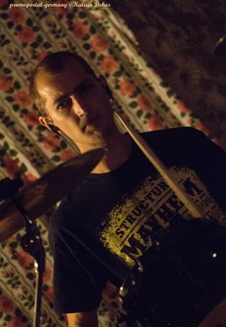 Rebellion stellen neuen Drummer vor