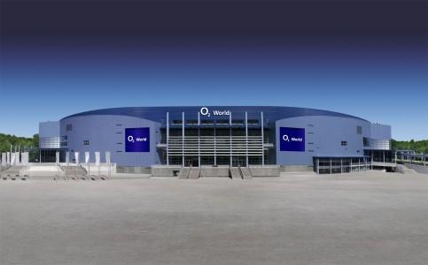 O2 World Hamburg