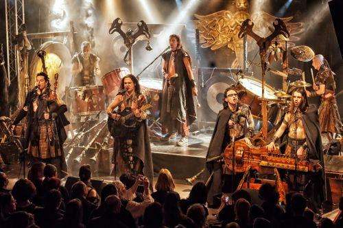 Corvus Corax auf Ars Mystica Tour