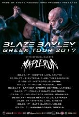 Blaze Bayley Griechenland Tour