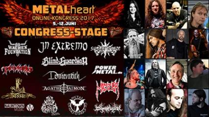 Der Metalheart Kongress 2017