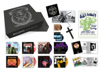 "Black Sabbath veröffentlichen Video zum boxset ""The Ten Year War"""
