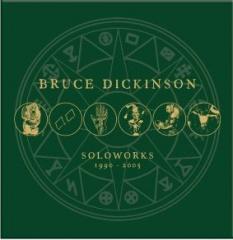 Vinyl Re-Releases von Bruce Dickinson Solo-Alben