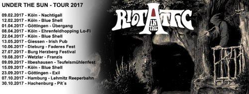 Riot in the Attic veröffentlichen Trailer