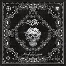 Santa Cruz unterschreiben bei M-Theory Audio Neues Album erscheint am 10 Nov