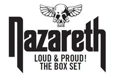 "50 Jahre Nazareth: ""Loud & Proud! The Box Set"""