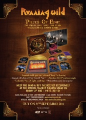 RUNNING WILD: Exklusive Signing Session in Wacken!
