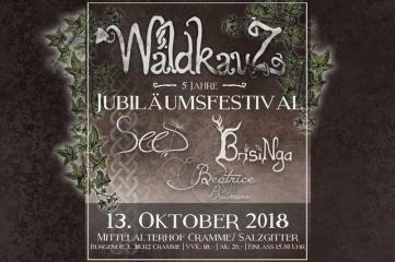Fünf Jahre Waldkauz - das Jubiläumsfestival!